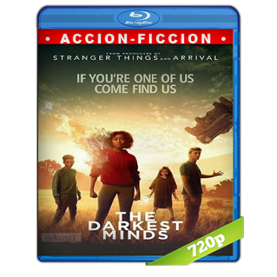 Mentes Poderosas (2018) BRRip 720p Audio Trial Latino-Castellano-Ingles 5.1