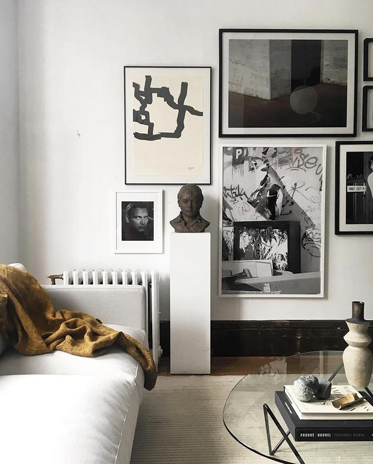 Contemporary interior design via TRNK