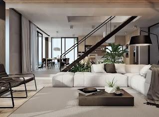 اجمل ديكورات منازل من الداخل 2021