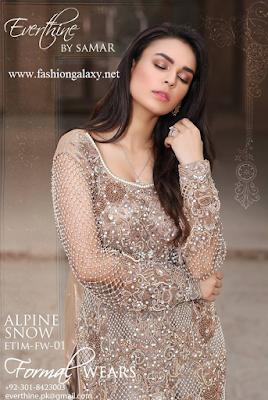 Immortal Luxury pret formal bridal wear