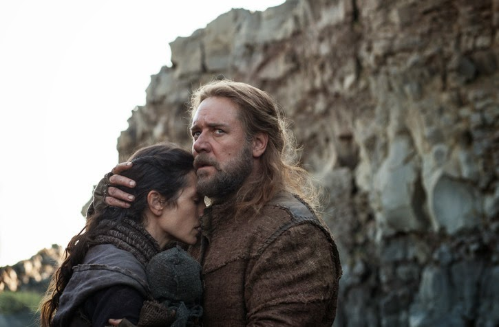 Noah - Russel Crowe and Jennifer Connelly | A Constantly Racing Mind
