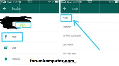 Cara Blokir Nomor Whatsapp Orang Lain Paling Mudah