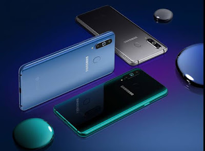 Samsung Galaxy A30, Galaxy A50 announced with 6.4-inch Infinity-U display, 4,000mAh battery