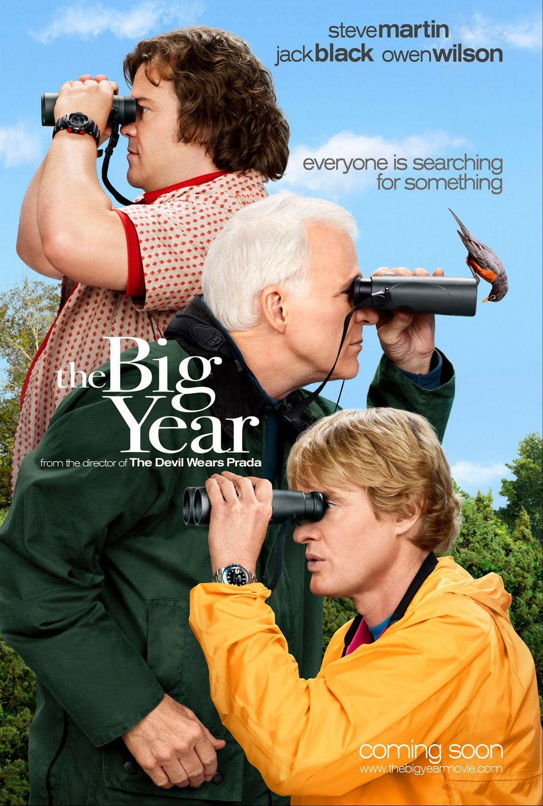 The Year S Of Living Non: Movies: The Big Year (2011