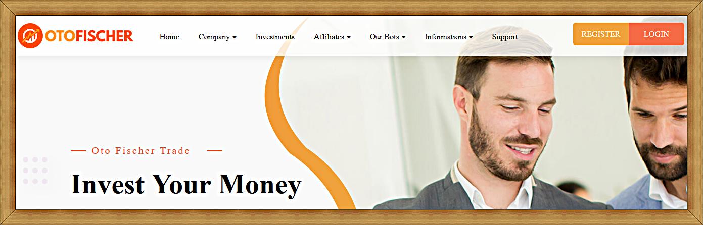 Мошеннический сайт otofischer.trade – Отзывы, развод, платит или лохотрон?