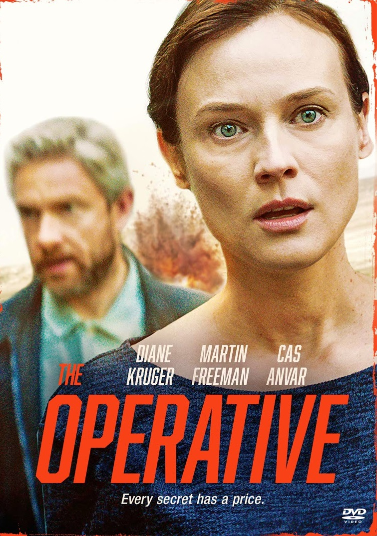 The Operative [2019] [DVDR] [NTSC] [Subtitulado]