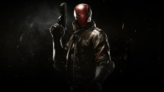 Red Hood dans Injustice 2 - Full HD 1080p