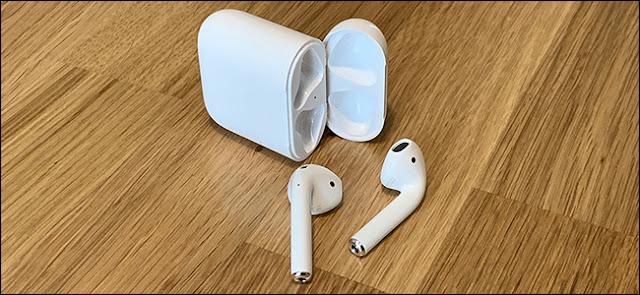 طريقة إعادة تسمية سماعات AirPods