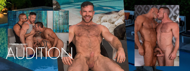 TitanMen Auditions DVD Gay Porn Gayrado Online Shop Blog