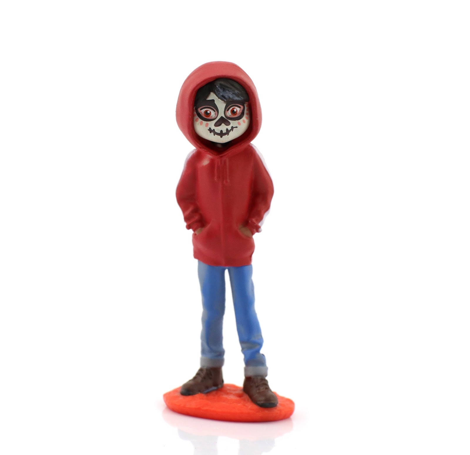 disney pixar coco figurine set cake toppers