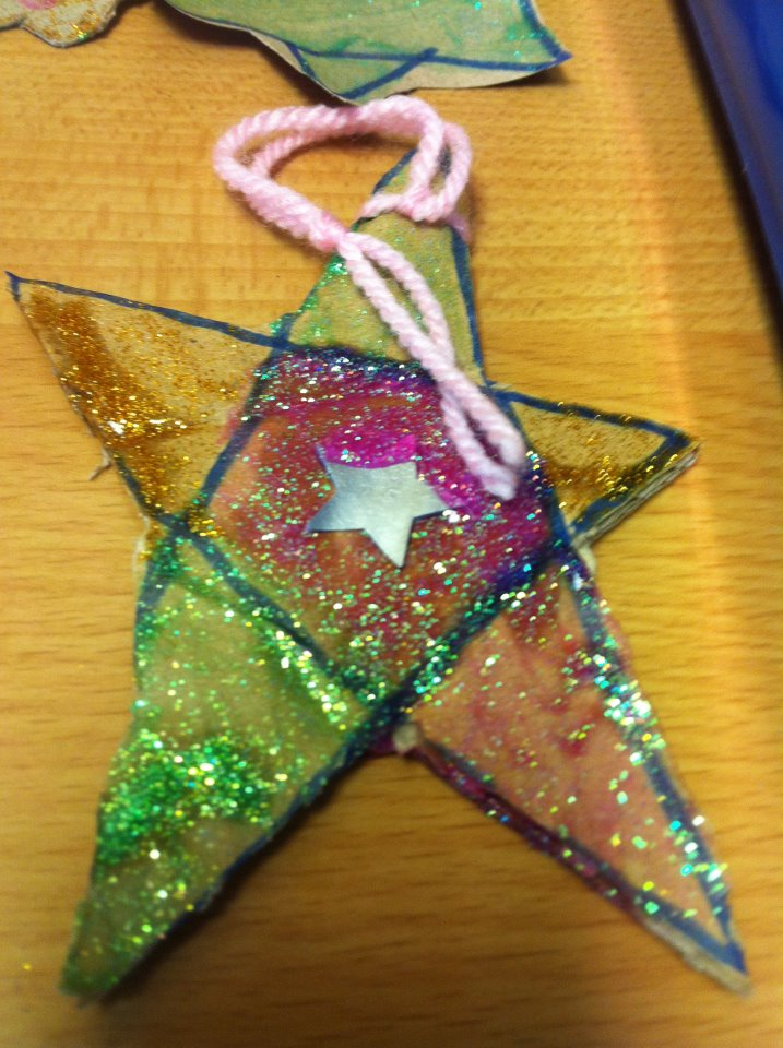 Image Result For Advent Christmas Tree Craft