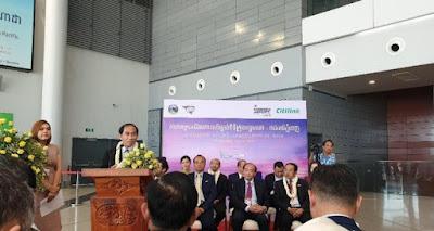 Citilink Terbang Perdana ke Phnom Penhh, Kamboja Hari Ini