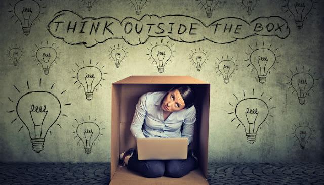 أشهر الأمثلة للتفكير خارج الصندوق