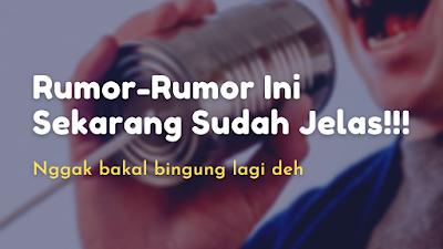 Rumor SNMPTN dan UTBK SBMPTN 2021