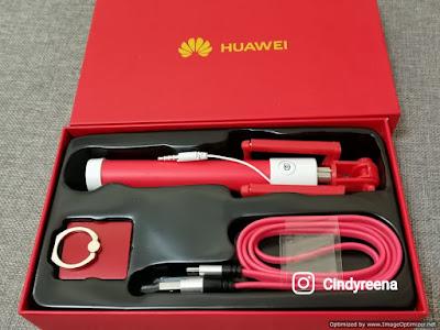 Huawei Free Gift Box