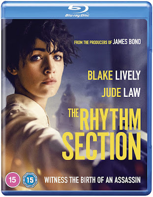 The Rhythm Section 2020 Dual Audio 5.1ch 1080p BRRip HEVC x265