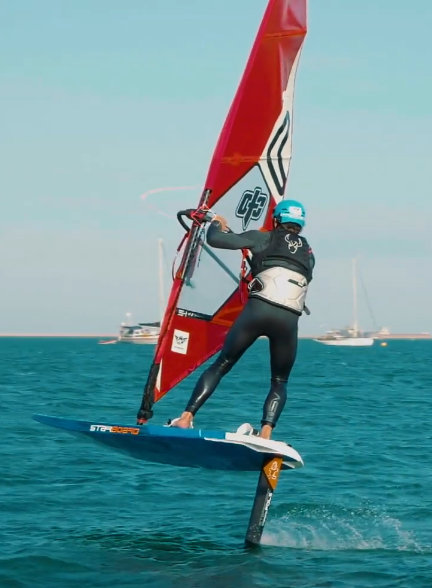 The Windsurf Loop Foil Jibe Tips