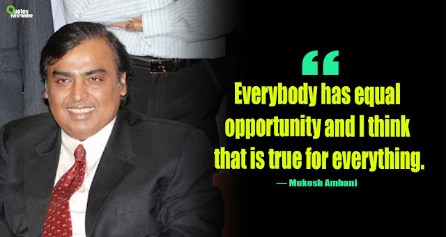 Mukesh Ambani Motivational Quotes