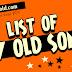 List of PTV Old Songs
