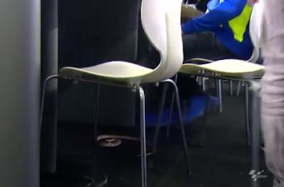 Ada Ular di Ruang Preskon GP Australia