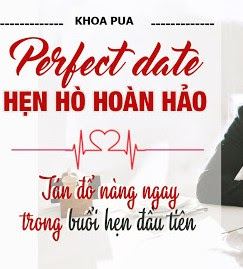 Share khóa học Perfect date - Hẹn hò hoàn hảo Mr coach