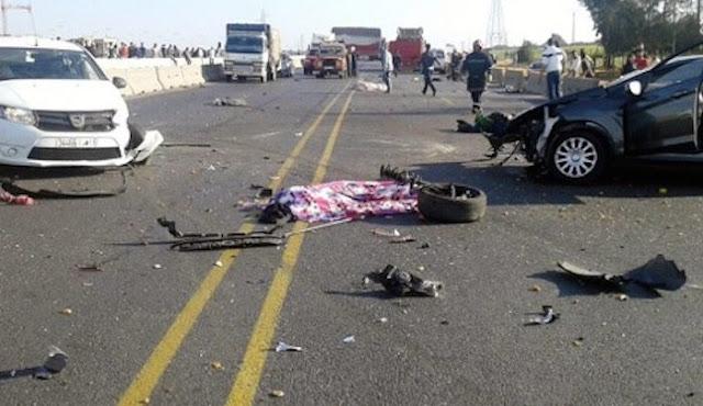مصرع ضابط في حادثة سير مروعة ضواحي أكادير