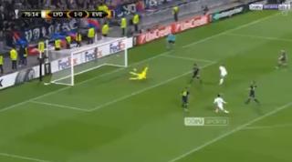 فيديو :ليون ياكتسح إيفرتون  بثلاثية نظيفة فى في الجولة الرابعة من دور المجموعات بطولة الدوري الأوروبي.