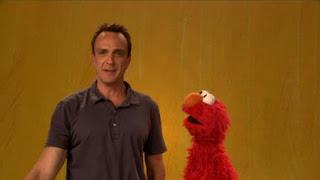Elmo, Hank Azaria, celebrity, the Word on the Street impostor, Sesame Street Episode 4411 Count Tribute season 44