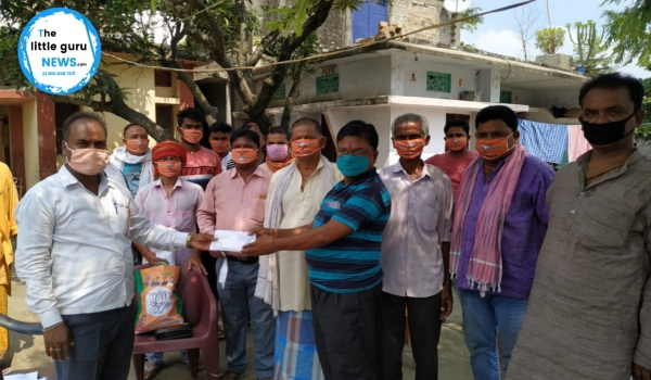 भारत सरकार के पूर्व मंत्री सह माननीय सांसद श्री राधा मोहन सिंह जी द्वारा दिये गये......
