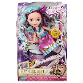 EAH Way Too Wonderland Madeline Hatter Doll