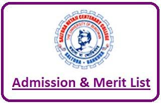 Saltora College Merit List