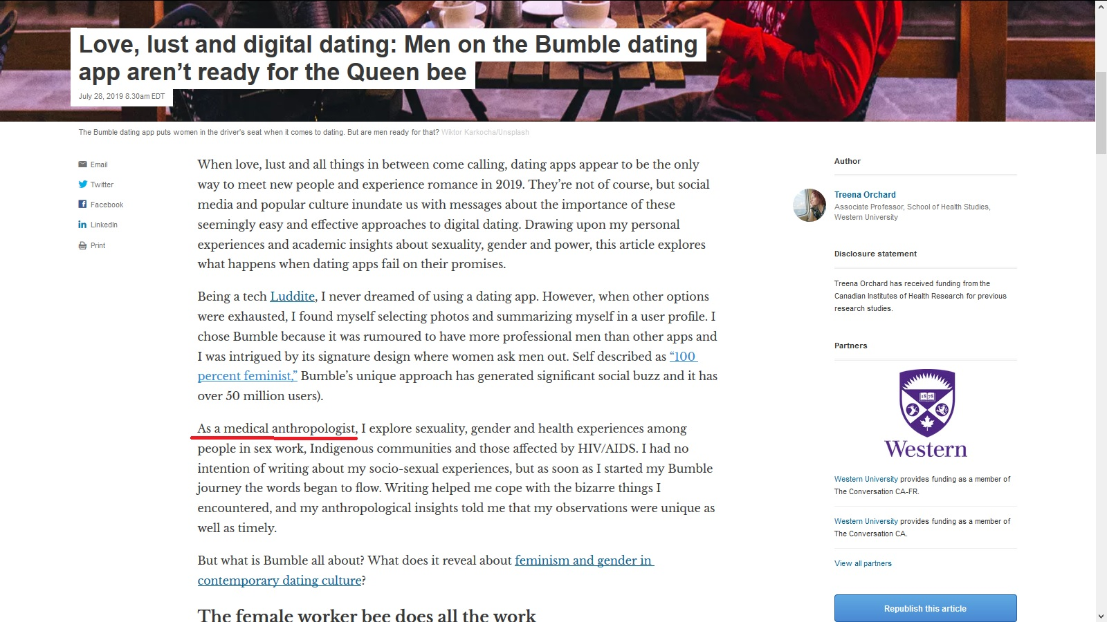 online dating recensioni Sud Africa