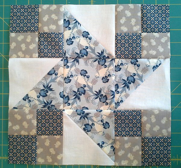 Milky Way Quilt Block Tutorial
