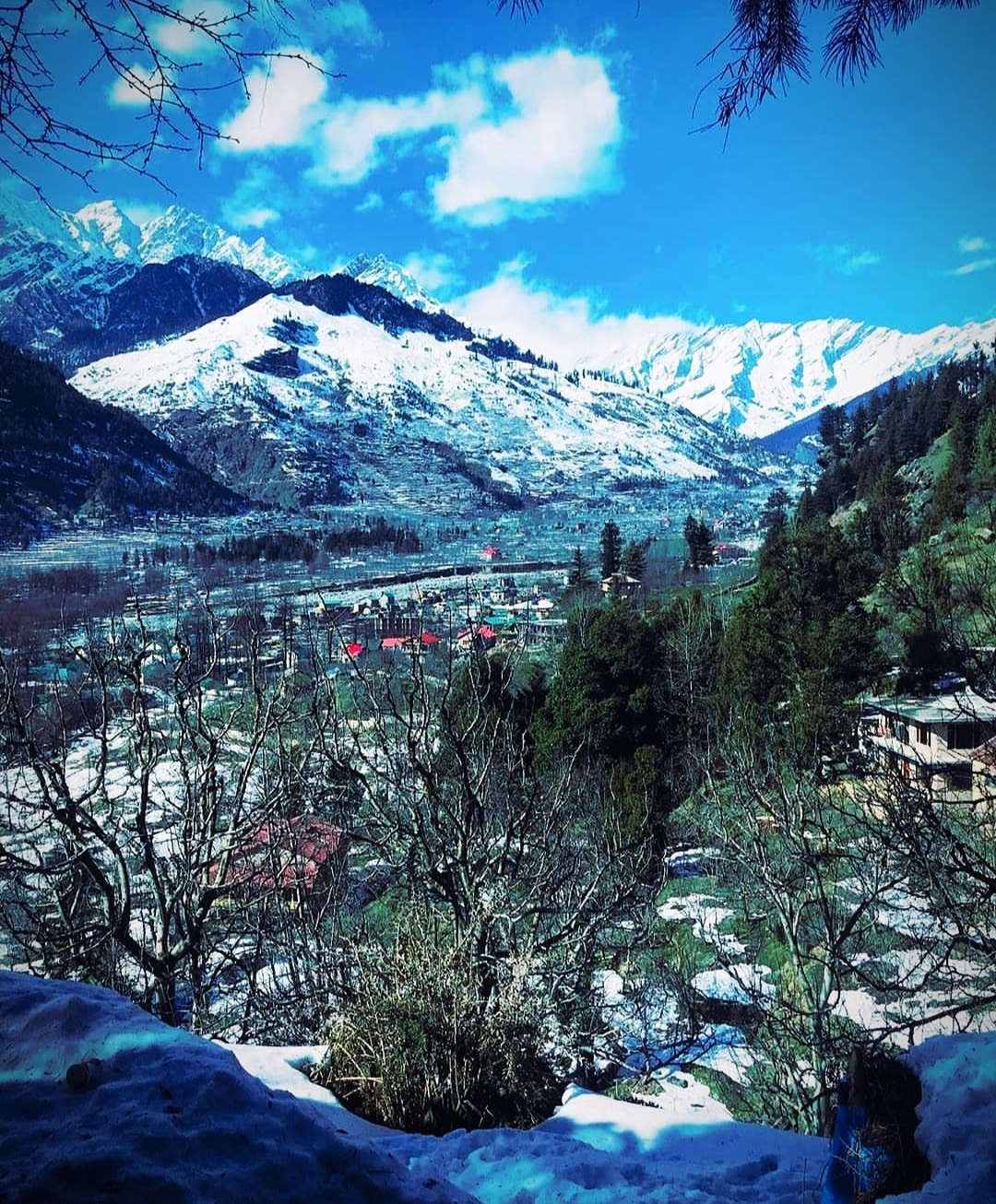 30+ Best Kullu Manali Images HD Download [2020] | Manali Travel Photos Himachal Pradesh