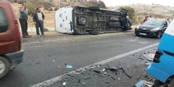 """""""حرب الطرق"""" تواصل زهق أرواح المغاربة بأكادير"""