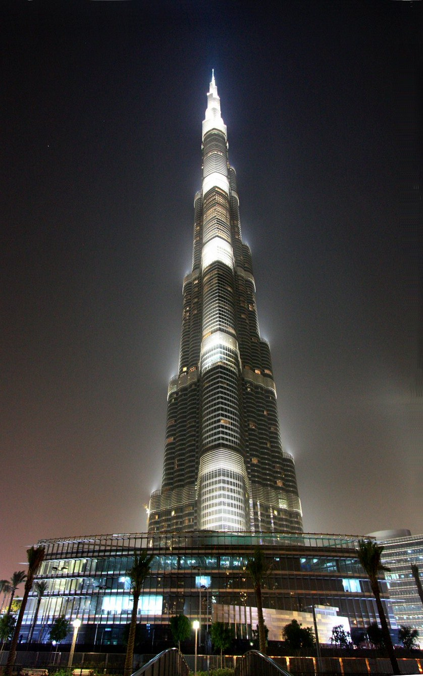 Travel Quot V Quot Me 1the Tallest In The World Burj Khalifa