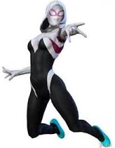 Heroína Gwen Stacy