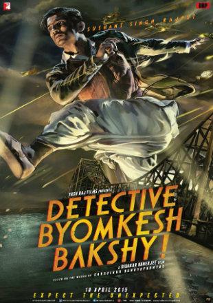 Detective Byomkesh Bakshy! 2015 Full Hindi Movie Download