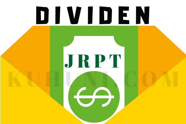 Jadwal Pembagian Dividen JRPT / Jaya Real Property Tbk 2020