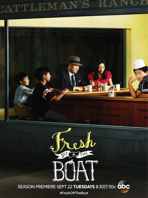 Fresh Off The Boat - Saison 2