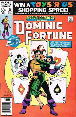 Marvel Premiere #56, Dominic Fortune