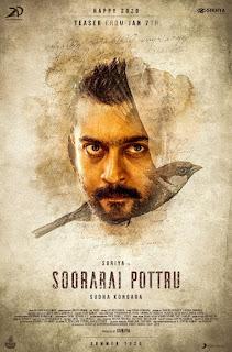 Soorarai Pottru 2020 Hindi Dubbed 720p WEBRip