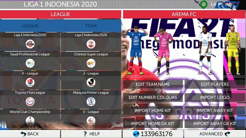 FTS Mod FIFA 21 Full Update Transfer Asia | Socceroid