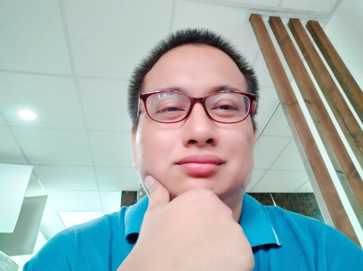 Vivo X21 Front Camera Sample - AI Face Beauty Selfie