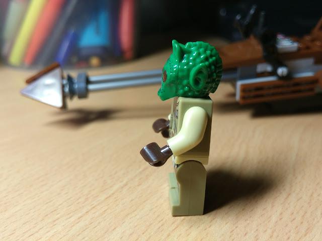 родианец лего