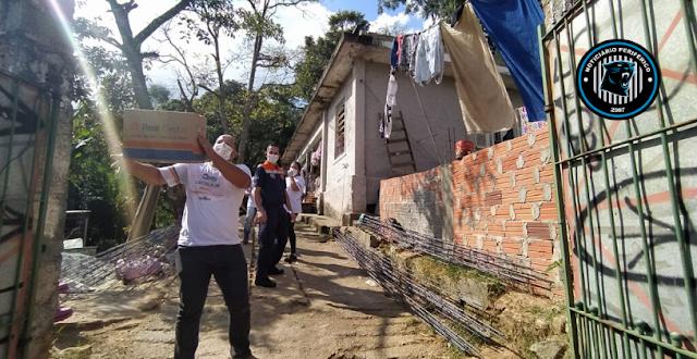 Covid-19 | Quilombo da Parada realiza campanha de auxílio à famílias da região.