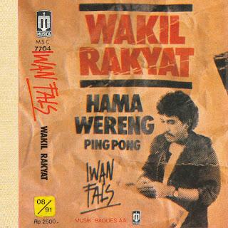 Iwan Fals - Wakil Rakyat - Album (1988) [iTunes Plus AAC M4A]