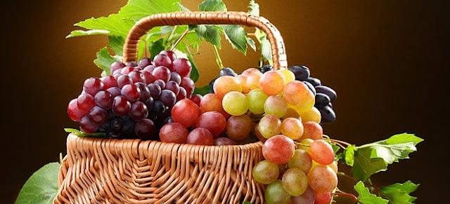 Σταφύλι: Η φύση μερίμνησε να αποτελεί ένα συνδυασμό ιδιοτήτων γεύσης και υγείας