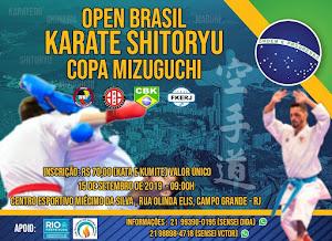 2º Open Brasil de Karate Shito Ryu