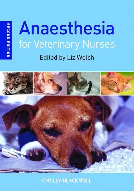 Anaesthesia for Veterinary Nurses - www.vetbookstore.com